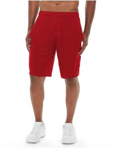 Lono Yoga Short-34-Red