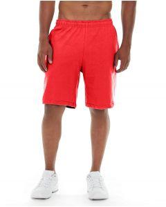 Arcadio Gym Short-34-Red