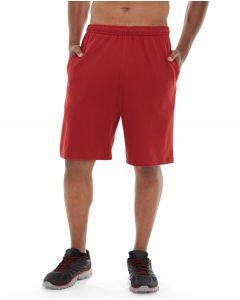 Pierce Gym Short-34-Red