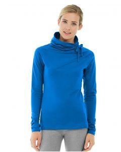 Josie Yoga Jacket-M-Blue